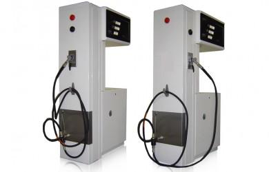 Slika aparata za tocenje gasa
